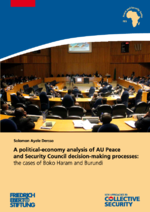A political-economy analysis of AU Peace and Security Council decision-making processes